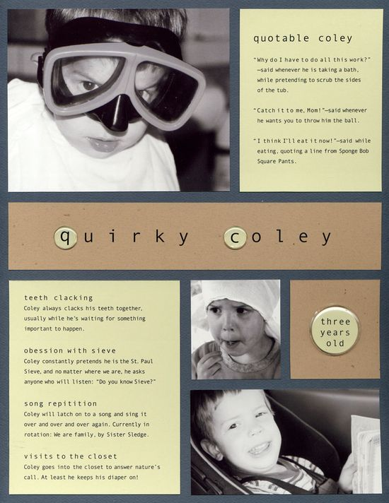 Quirky-coley